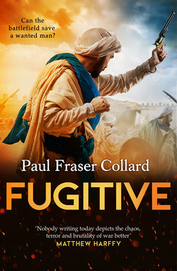 FUGITIVE Paul Fraser Collard
