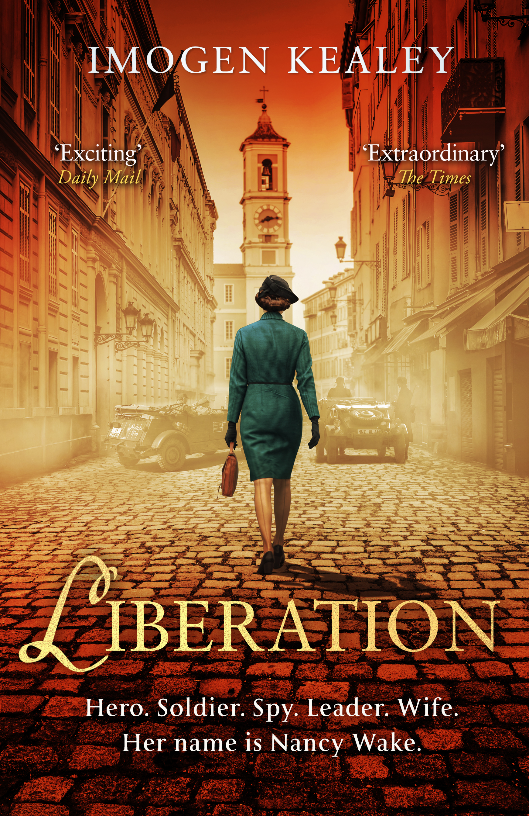 LIBERATION PB Imogen Kealey