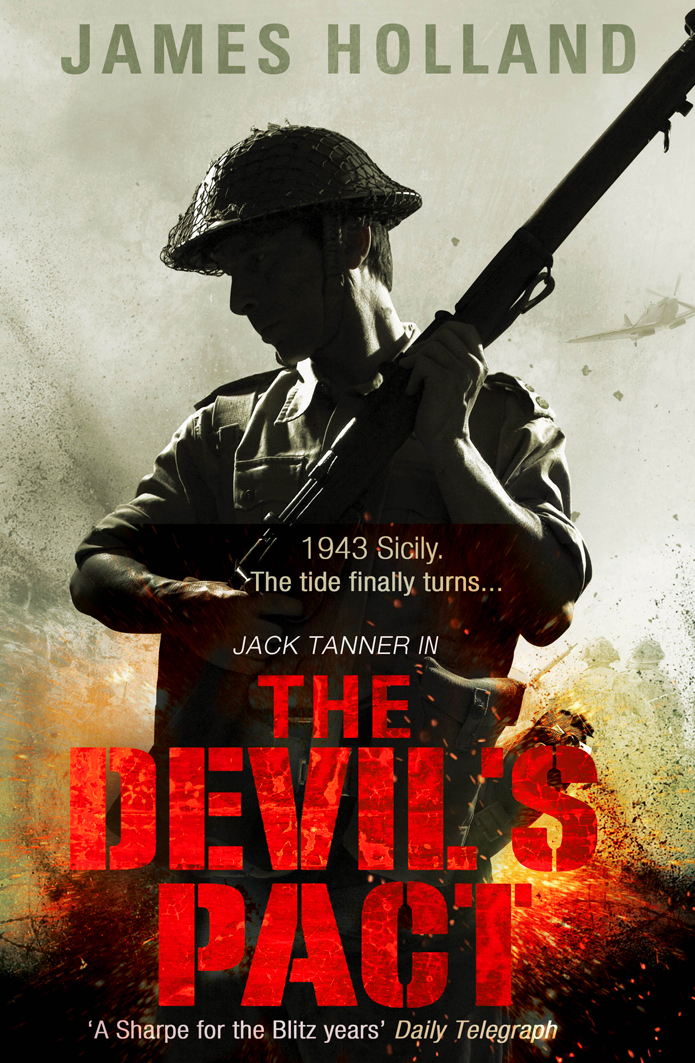 The Devils Pact Jame Holland
