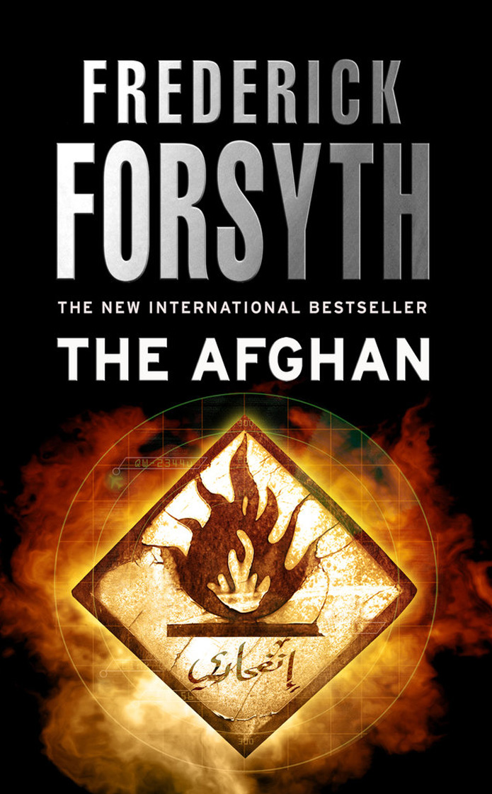 The Afghan By Freddy Forsyth