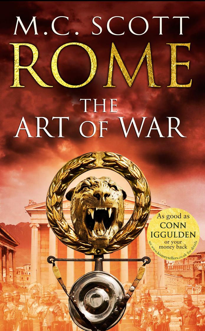 Rome:The Art of War M C Scott