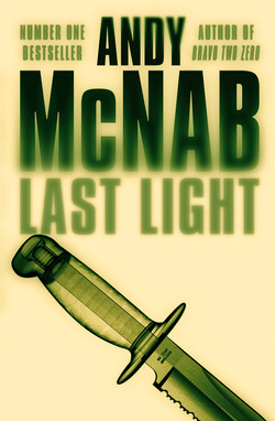 Andy McNab last light