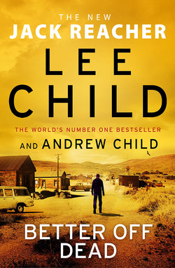 Better off dead Lee child