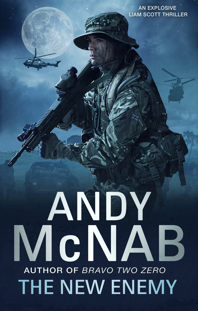 The New Enemy Andy McNab