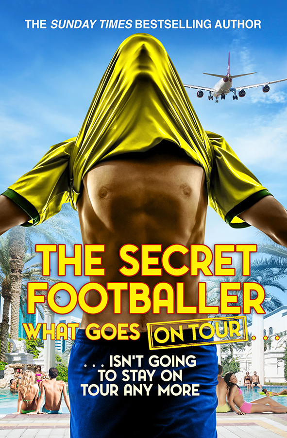 The Secret footballer what goes tour