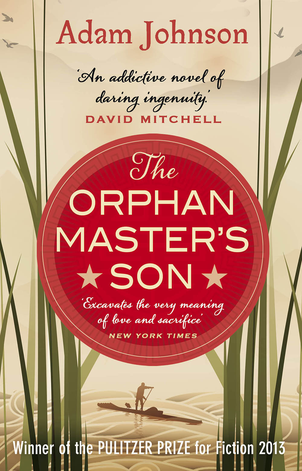 ORPHAN MASTERS SON PB by Adam Jo