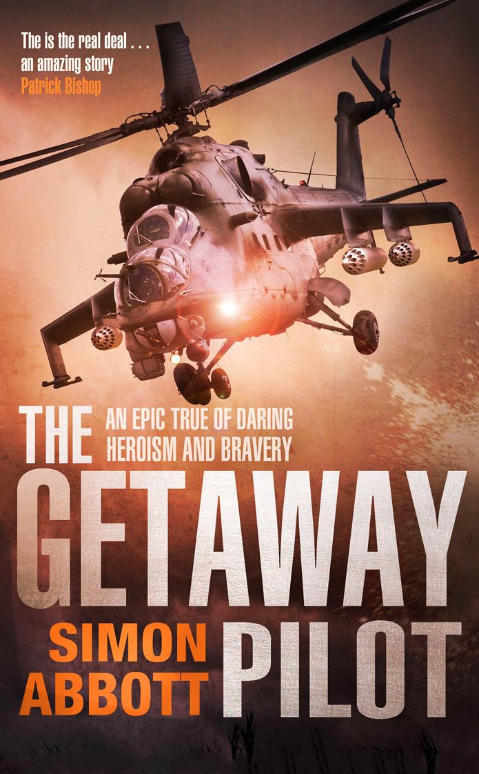 The Getaway Pilot  Simon Abbott
