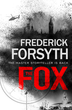 THE FOX HB by Frederick Forsyth