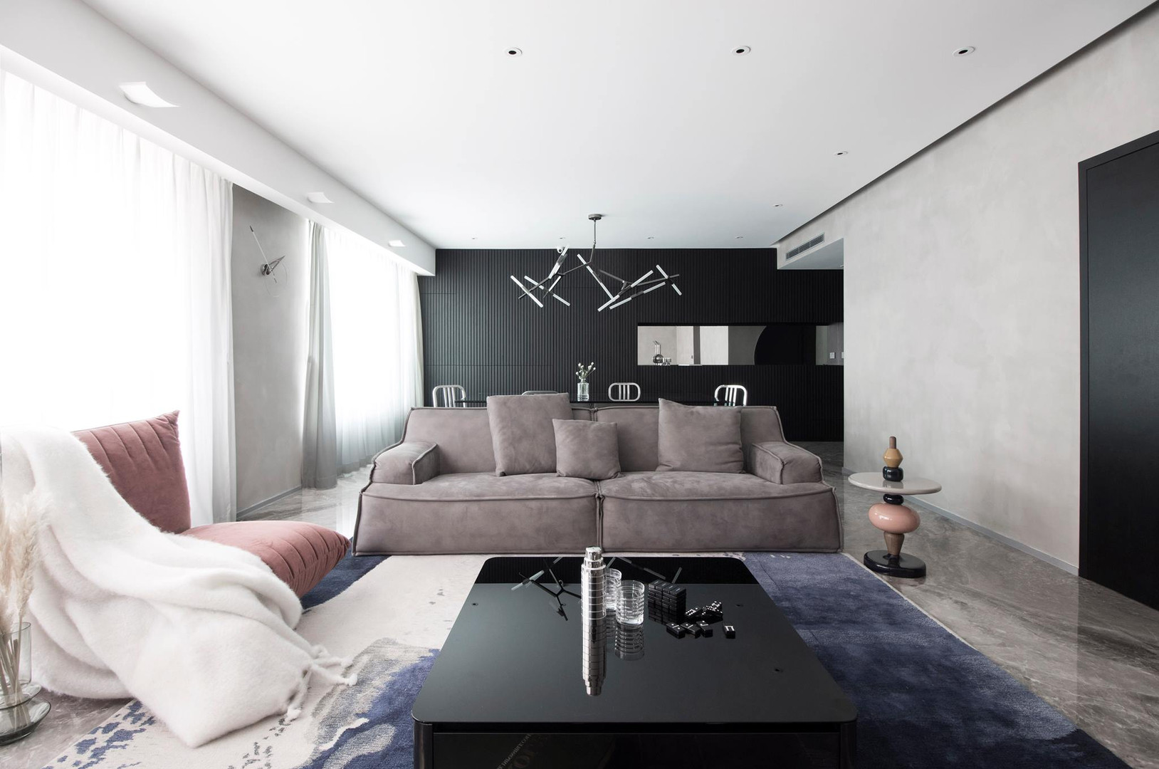 chill interior design (Celestial Heights)