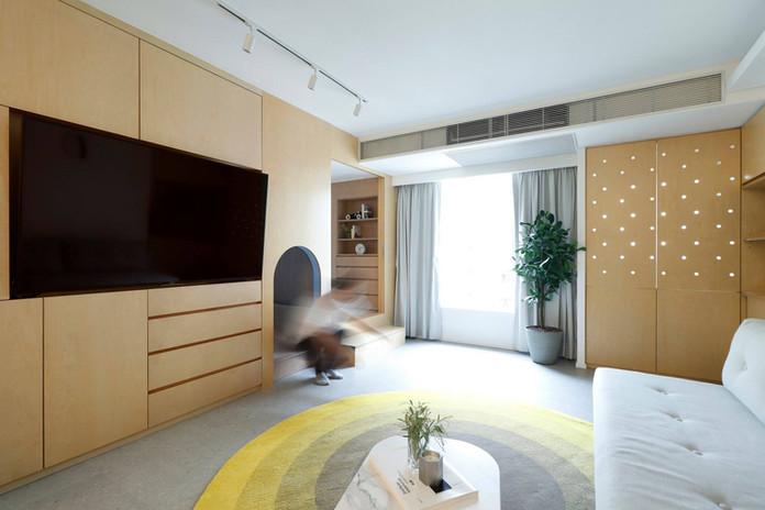 chill interior design (Mei Foo Sun Chuen