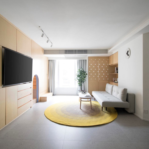 chill interior design (Mei Foo Sun Chuen
