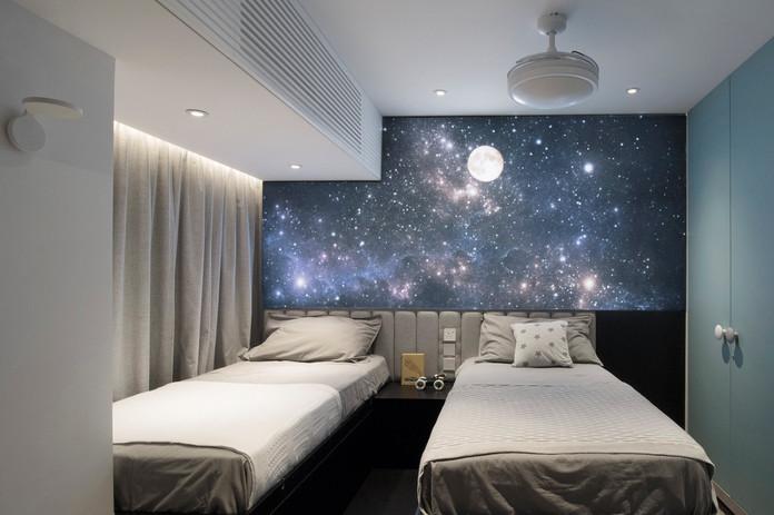 chill interior design (Celestial Heights)