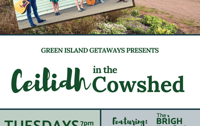 Ceilidh in the Cowshed