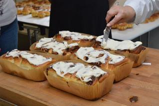 Sweet dough Masterclass from Warings Bakery