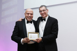 Ashraf Nabih of Hilton Reading wins silver in Hotel Manager of Year