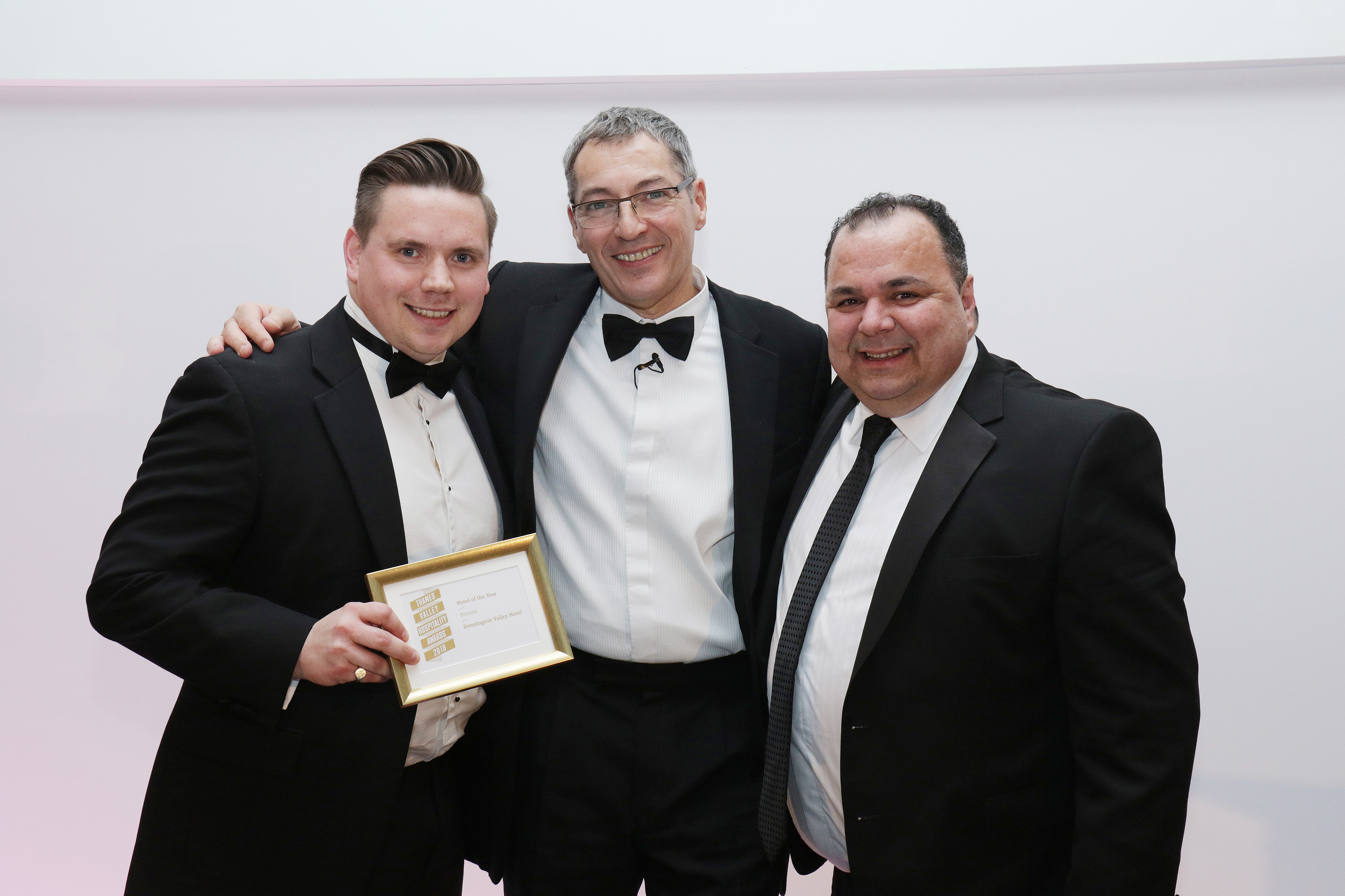 Donnington Valley win bronze in Hotel of Year