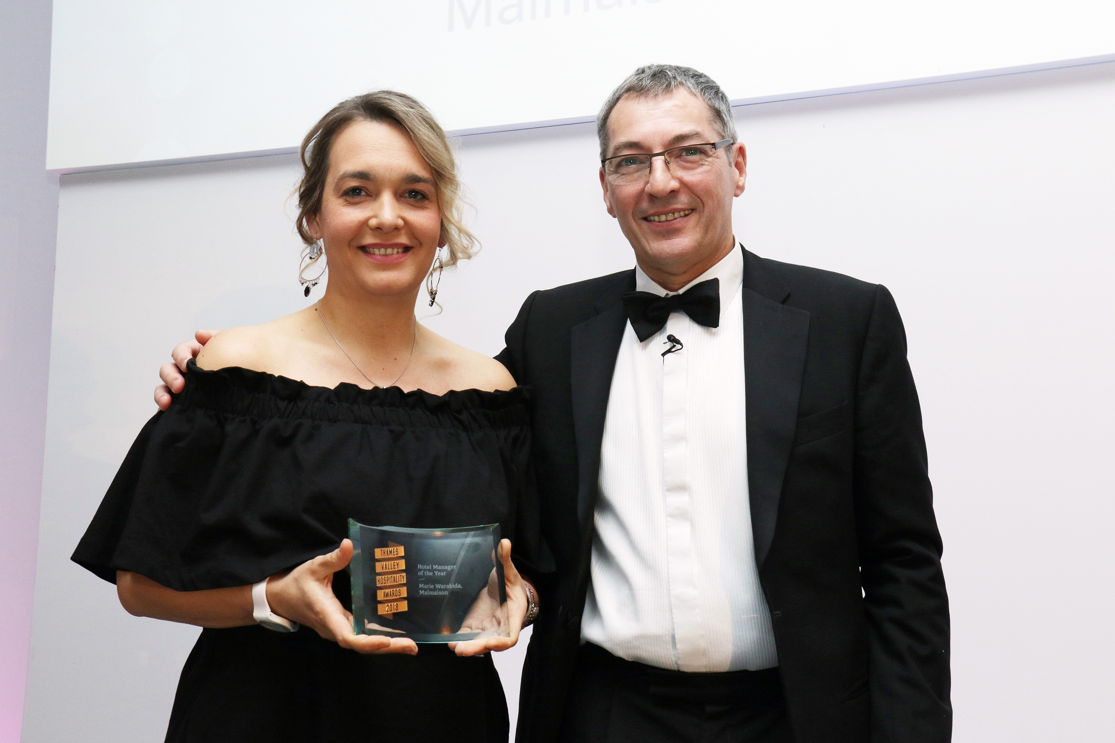 Marie Warabida wins Hotel Manager of Year