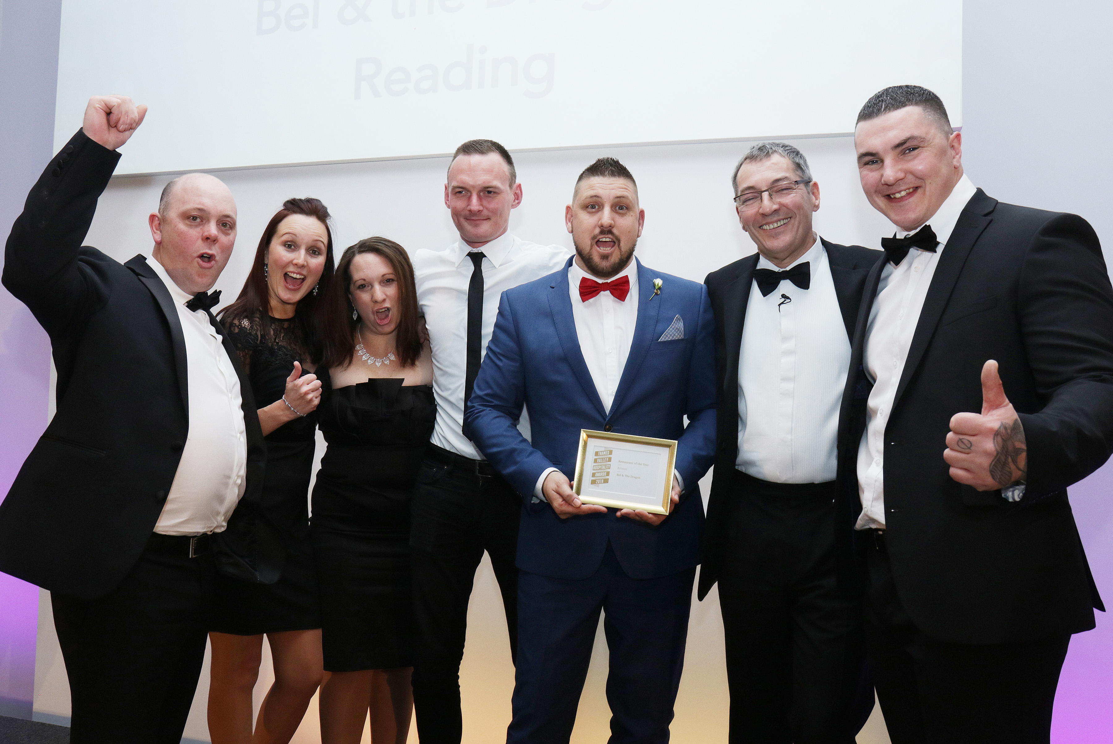 Bel & The Dragon get bronze in Restaurant of the Year