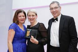 Nadia Bozikova wins Back-of-House star with her boss Mary Galer