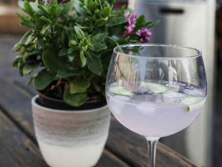 The Fox and Hounds, a gin drinker's sanctuary