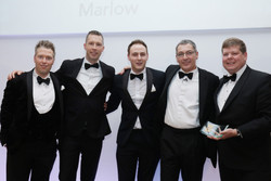 Danesfield House Hoel and Spa pick up Hotel of the Year