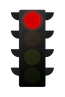 Corona-Ampel im Bezirk Reutte - ROT