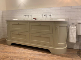 Bespoke Bathroom Vanity in Sheffield