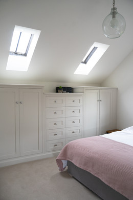 Fitted Clothes Storage