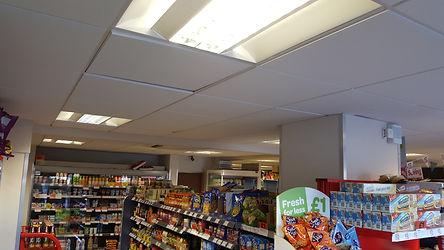 Spar upgrading Lights