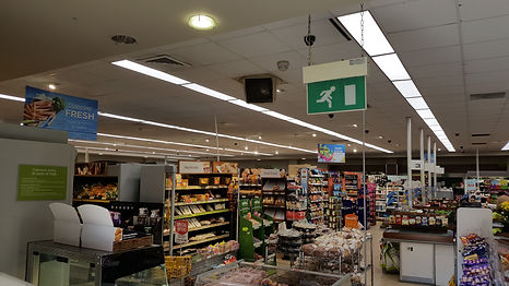 Budgens LED Lighting Upgrade