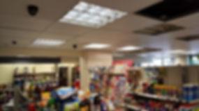 BP Garage & Spar LED Upgrade