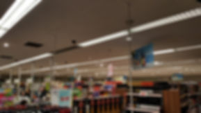 Budgens LED Lights