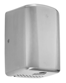 Turboforce Brushed Satin Hand Dryer