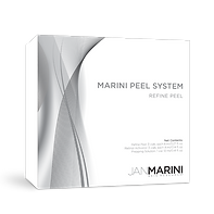 Ad. material supplied by Jan Marini rep for Livia to sell their product line in her clinic.