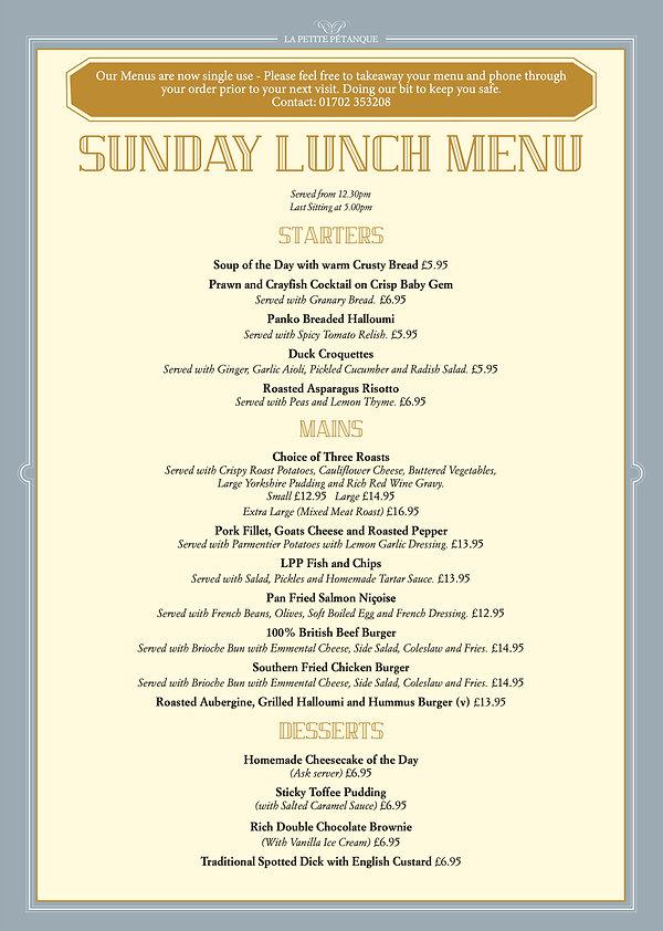 Sunday Lunch Menu recentest for upload.j