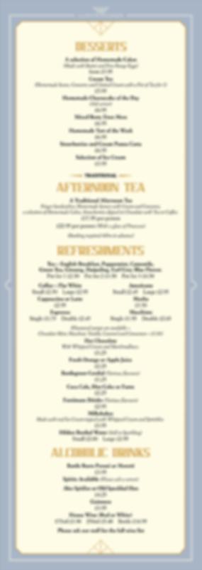 Dessert-Afternoon-Tea-Menu