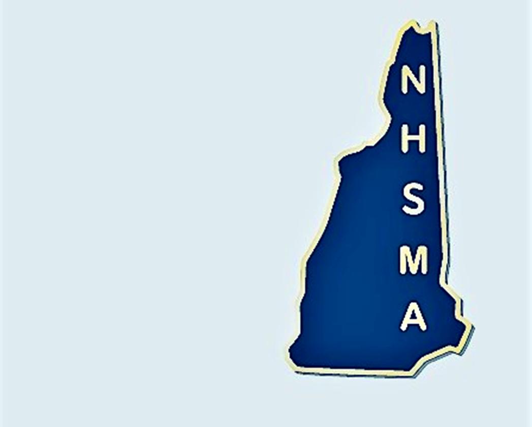NHSMA Membership pin