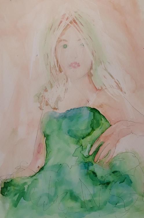Green Eyed Lady, Lovely Lady