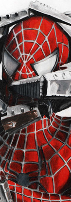 Spidey in the Clutches of Doc-Ock