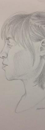 Girl Sketch 2