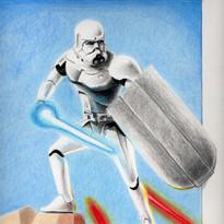 Ralph McQuarrie's Stormtrooper