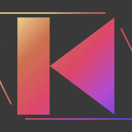 KAMERA logo animated