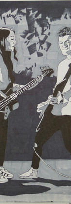 TYE Guitarists