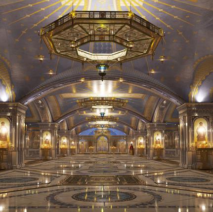 Храм в честь равноапостольного князя Владимира