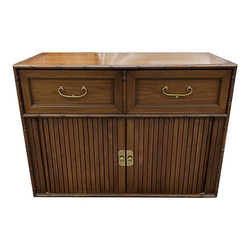 Mid to Late 20th Century Faux Bamboo by Kindel Furniture