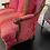 Thumbnail: Francesca Pink Silk Upholstered Settee
