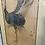 Thumbnail: Late 20th Century Chinoiserie Peacock Wall Art