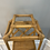 Thumbnail: Vintage Mid Century Bamboo Pagoda Etagere
