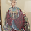 Thumbnail: Mid 20th Century Emperor & Empress Framed Paintings- a Pair