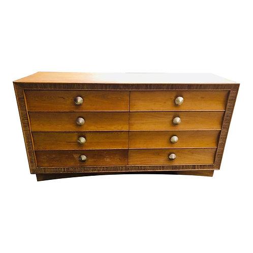 1950's MCM Lowboy Dresser By Brown Saltman